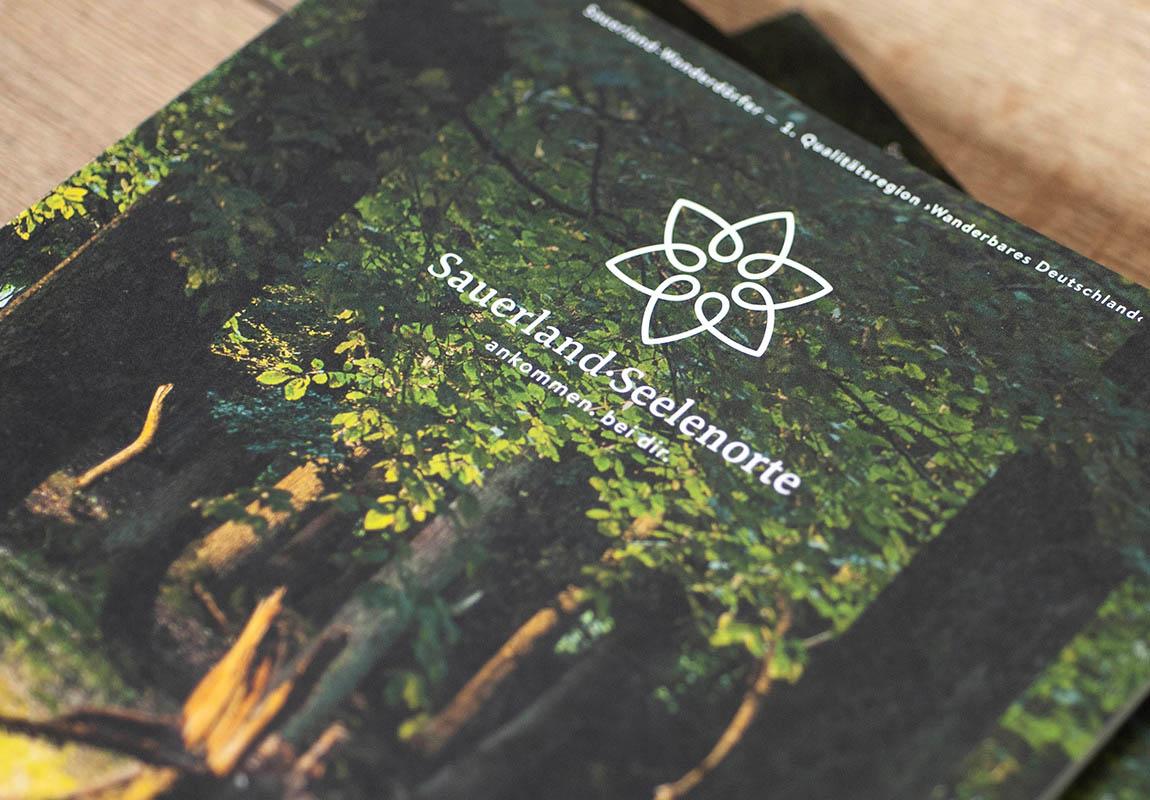 Cover Sauerland Seelenorte Magazin