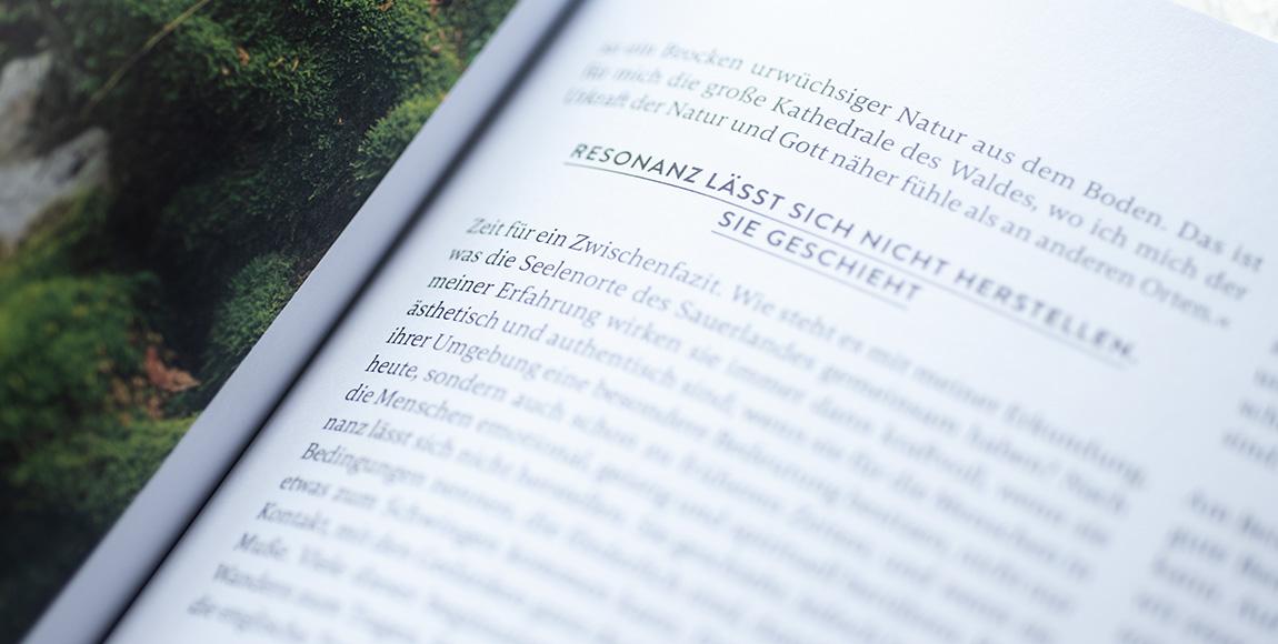 Detail Magazin Sauerland Seelenorte