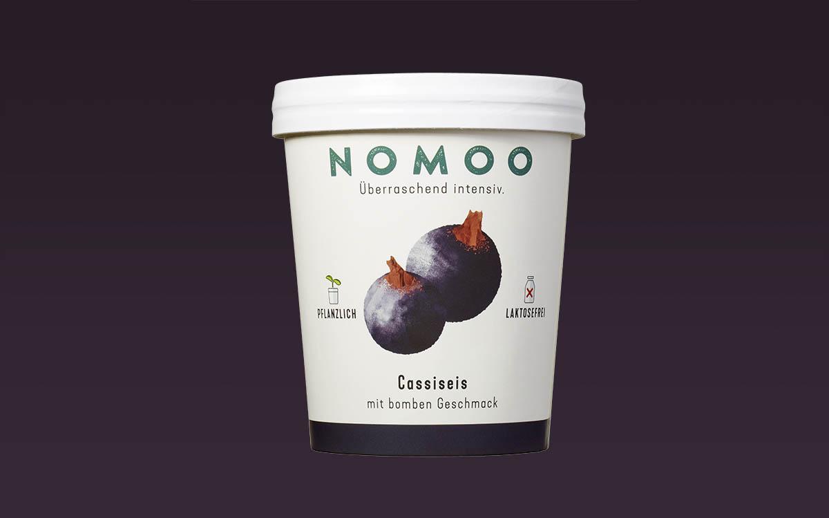 NoMoo: Verpackung Frontansicht
