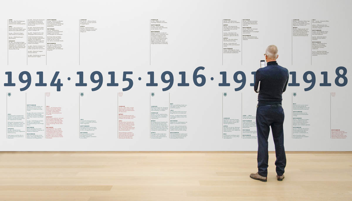 Stadtmuseum Andernach Ausstellungsdesign